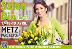 "Invitation au salon bio de Metz - Domaine du ""Crêt de Bine"""