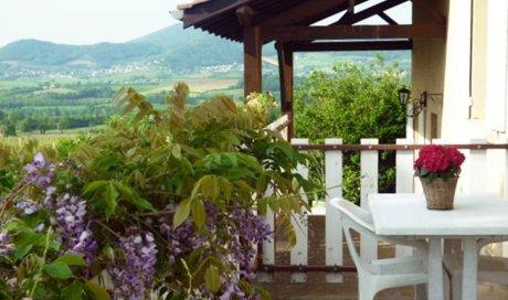 Gîte rural en plein coeur des vignes à Sarcey